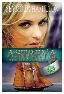 Book cover: Astreya, Book 2, The Men of the Sea